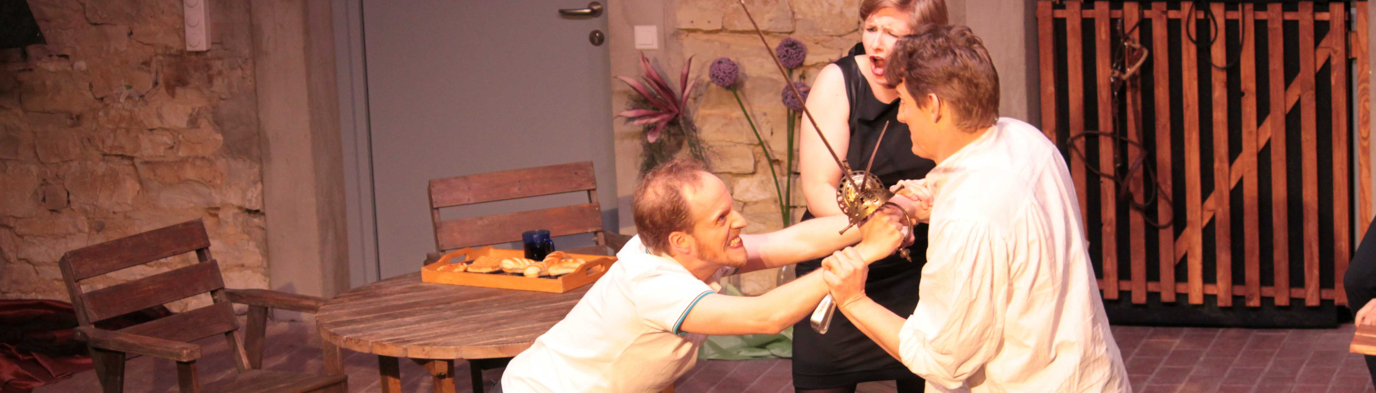 Theatergruppe Szenenwechsel