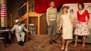 Theatergruppe Szenenwechsel - Cyrano in Buffalo (Ken Ludwig)