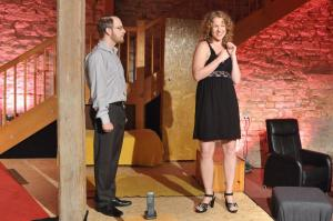 Theaterguppe Szenenwechsel - Familiengeschaefte - Jack und Anita