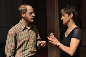 Theaterguppe Szenenwechsel - Familiengeschaefte - Jack und Harriet