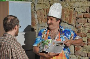 Theaterguppe Szenenwechsel - Familiengeschaefte - Jack und Des