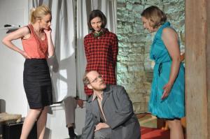 Theaterguppe Szenenwechsel - Familiengeschaefte - Unfalltod
