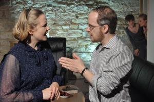 Theaterguppe Szenenwechsel - Familiengeschaefte - Poppy und Jack