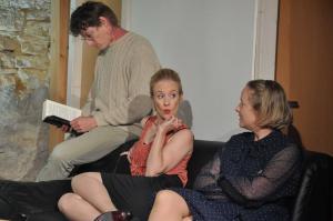 Theaterguppe Szenenwechsel - Familiengeschaefte - Roy, Tina und Poppy