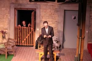 Theatergruppe Szenenwechsel Was ihr wollt - Malvolios Monolog