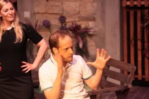 Theatergruppe Szenenwechsel Was ihr wollt - Maria, Sir Toby