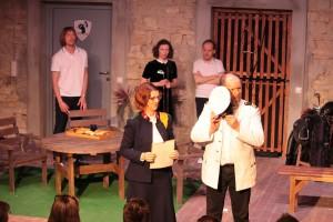 Theatergruppe Szenenwechsel Was ihr wollt - Antonio und die Stadtwache
