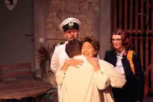 Theatergruppe Szenenwechsel Was ihr wollt - die Geschwister finden sich wieder