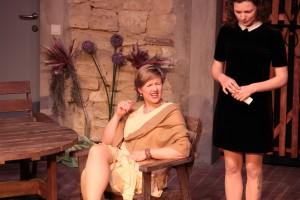 Theatergruppe Szenenwechsel Was ihr wollt - Olivia, Fabia