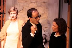 Theatergruppe Szenenwechsel Was ihr wollt - Malvolio schwört Rache