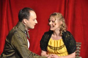 Theaterguppe Szenenwechsel - Ernst sein ist alles - Ernst und Cecily