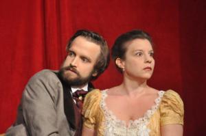 Theaterguppe Szenenwechsel - Ernst sein ist alles - Ernst und Gwendolen