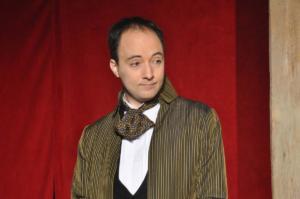 Theaterguppe Szenenwechsel - Ernst sein ist alles - Algernon Moncrieff