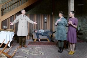 Theatergruppe Szenenwechsel Arsen und Spitzenhäubchen - Das Finale(c) adamo