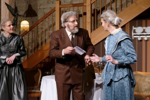Theatergruppe Szenenwechsel Arsen und Spitzenhäubchen - Die Brewster Schwestern und Mr. Witherspoon(c) adamo